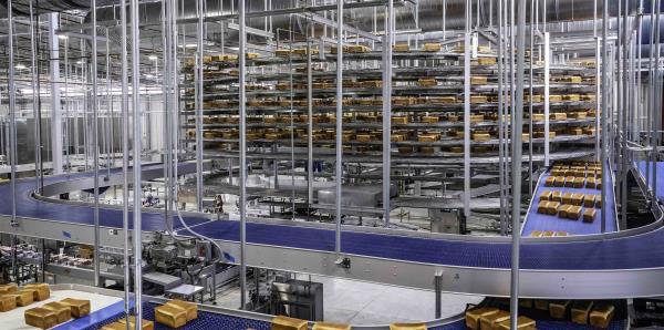 Pan Pepín duplicará su producción con nuevas instalaciones