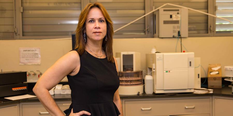 La doctora Olga Mayol Bracero, de la Universidad de Puerto Rico,  se unió a científicos de la región para proponer estrategias de mitigación para reducir el  impacto del calentamiento global. (horizontal-x3)