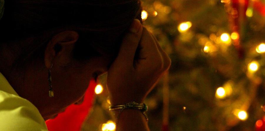 No perimitas que la depresión no te deje disfrutar de la Navidad. (GFR Media) (horizontal-x3)
