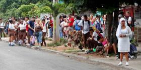 """Gobierno alega que """"Cuba no está paralizada, se buscan soluciones"""""""