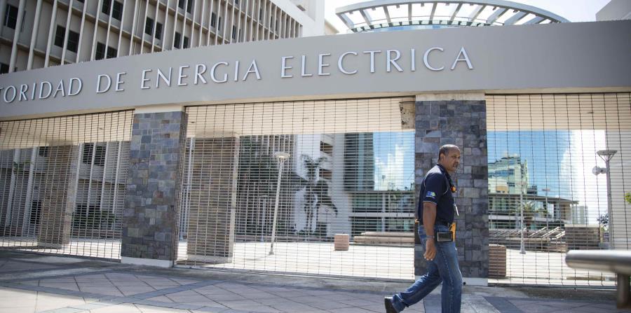 En la foto la sede de la Autoridad de Energía Eléctrica (horizontal-x3)
