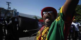 Comienza nueva jornada de protestas en Haití en contra del presidente