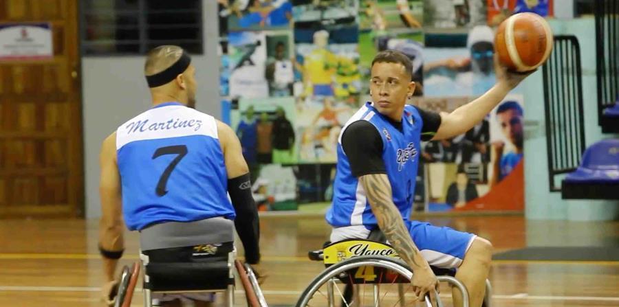 La Selección Nacional de baloncesto en silla de ruedas ha ganado sus tres compromisos. (Suministrada) (horizontal-x3)