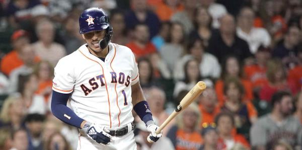 Preocupación en los Astros por nueva lesión de Carlos Correa