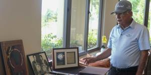 El maestro de golf Jesús Rodríguez comparte sus memorias