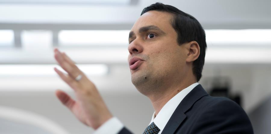 El secretario de Asuntos Públicos de La Fortaleza, Ramón Rosario Cortés, evitó comentar sobre la probabilidad de que la JSF objete la medida del Senado. (GFR Media) (horizontal-x3)