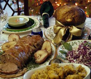 A evitar intoxicaciones en la Navidad