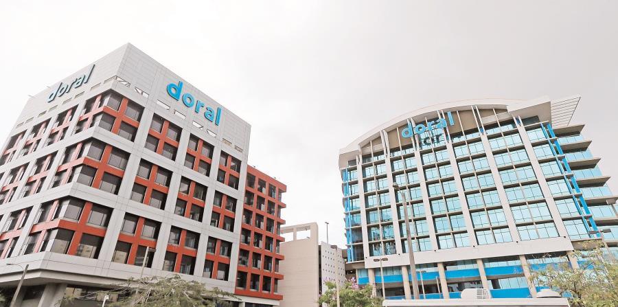 En la reclamación de Doral, la empresa matriz del desaparecido banco dice tener derecho a $296.5 millones en reintegros. (GFR Media) (horizontal-x3)