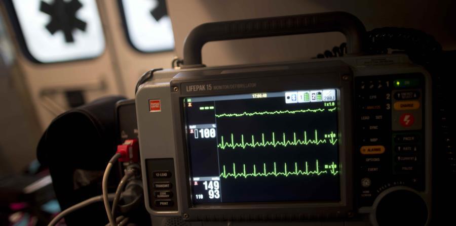 Cuando la niña llegó a la institución hospitalaria no presentaba signos vitales.  (GFR Media) (horizontal-x3)