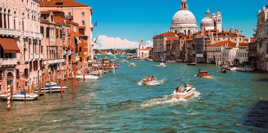 Venecia, Italia. (Unsplash)