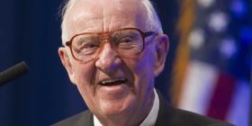 Muere el exjuez del Supremo federal John Paul Stevens