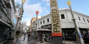 El Paseo de Diego dejó de ser un icónico centro comercial