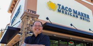 Taco Maker Mexican Grill marca su expansión en Florida Central