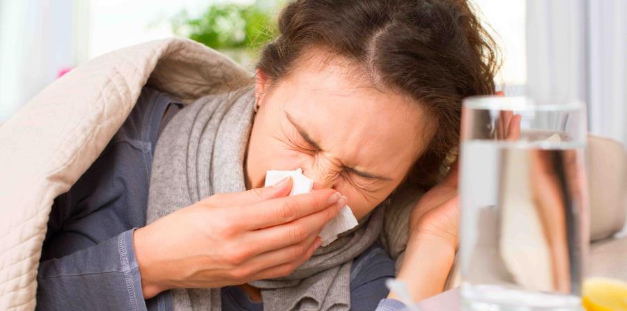 Como curar la gripe rapidamente