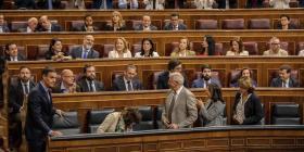 Dos catalanes son elegidos presidentes del Congreso y el Senado de España