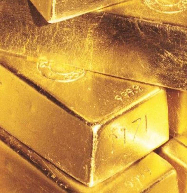 La policía de Uganda denunció que el oro llegó al país de manera ilegal la semana pasada. (semisquare-x3)