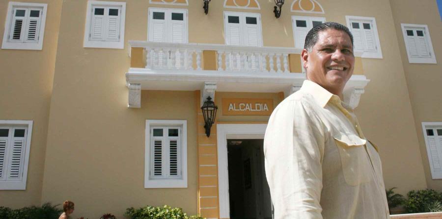 El alcalde de Barranquitas, Francisco