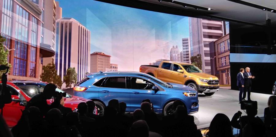 Presentación de los nuevos modelos de Ford. (horizontal-x3)