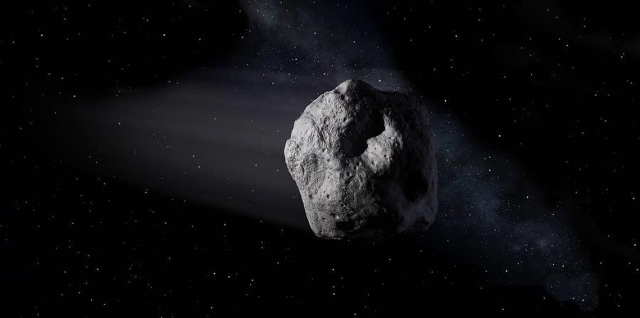 El TC4 fue descubierto por el telescopio Pan-STARRS en Hawái en el año 2012. (horizontal-x3)