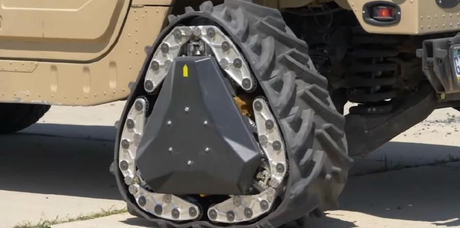 Diseñan una rueda que se transforma dependiendo del terreno (horizontal-x3)