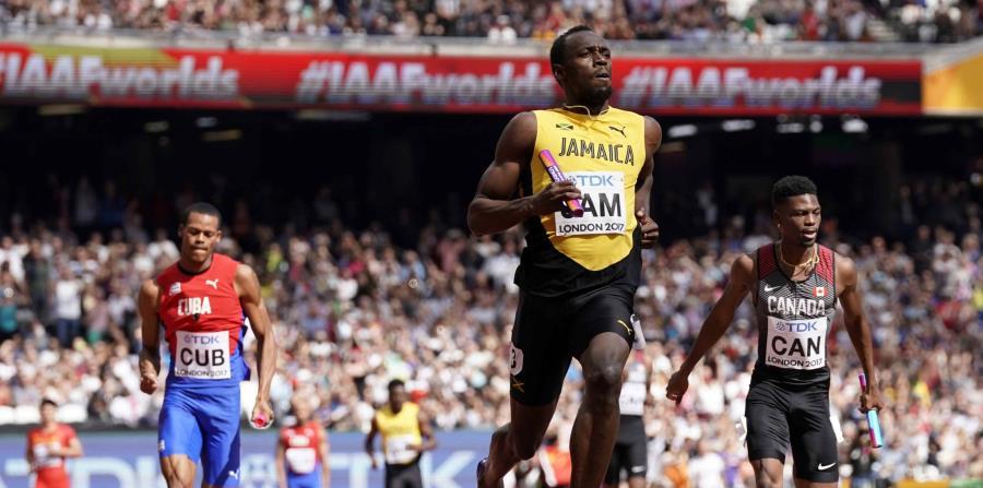 Usain Bolt madruga para su última salida a la pista (horizontal-x3)