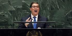 El canciller cubano sostiene que Cuba y EE.UU. pueden convivir pese a las diferencias