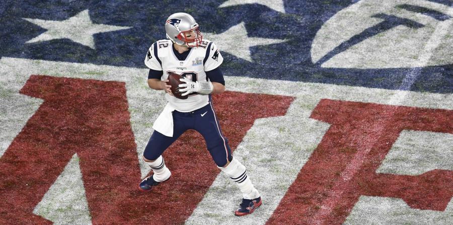 Tom Brady, de los Patriots de Nueva Inglaterra, cumplirá en agosto 41 años. (horizontal-x3)