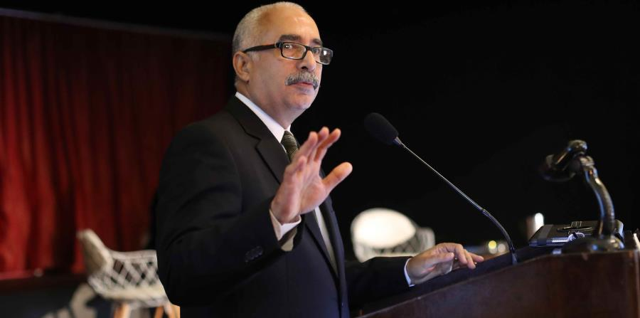 El principal oficial financiero del gobierno, Raúl Maldonado, recordó que no se cumplió el acuerdo alcanzado con la Junta Fiscal. (GFR Media) (horizontal-x3)