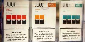 Casi 40 estados investigan a la empresa de cigarrillos electrónicos Juul