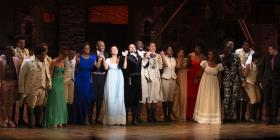 """Fanáticos de """"Hamilton"""" elogian a Bellas Artes"""