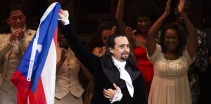 """The wait is over: """"Hamilton"""" premieres in Puerto Rico"""