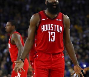 Ahora son los Hardens de Houston