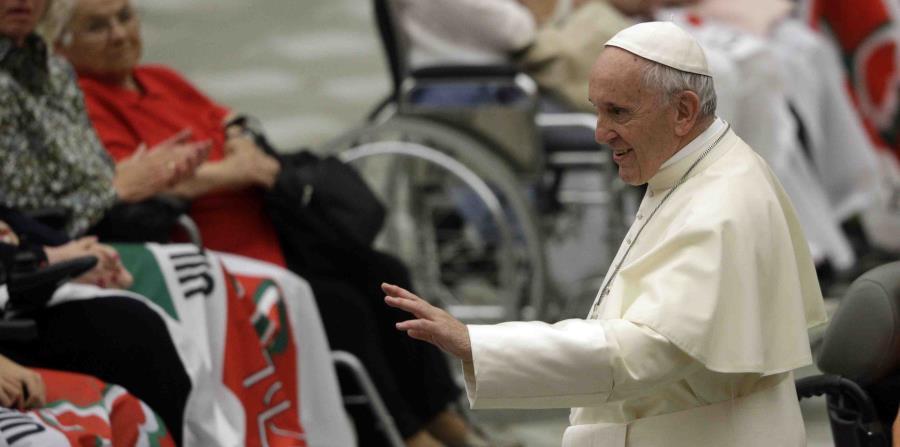 El papa Francisco, líder de la Iglesia Católica (horizontal-x3)