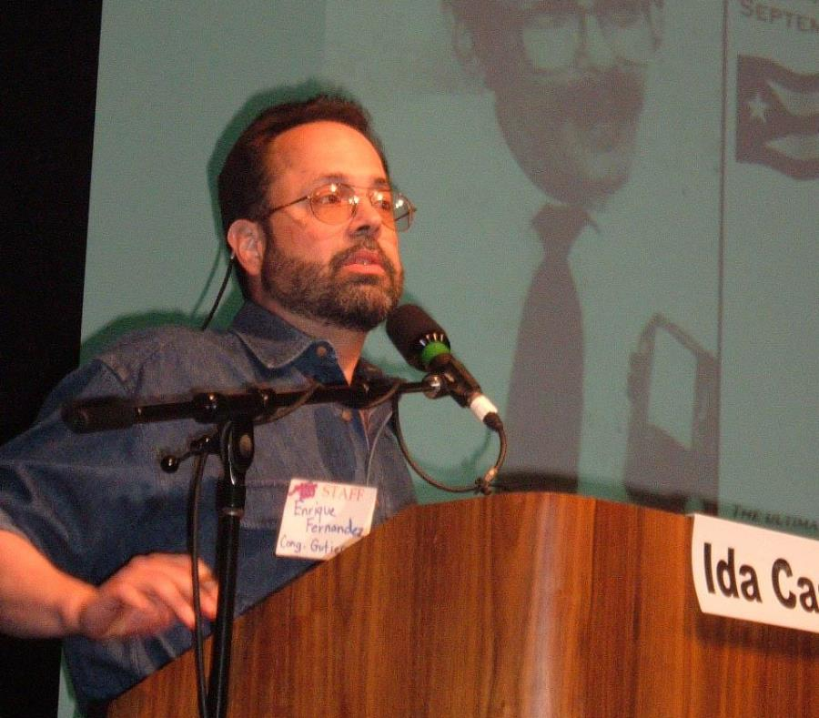 El boricua Enrique Fernández Toledo es el director de la iniciativa de Puerto Rico en el Center for American Progress. (Suministrada) (semisquare-x3)
