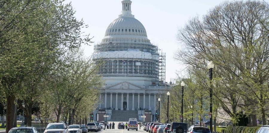 En la foto el Capitolio de Estados Unidos, en Washington D.C. (horizontal-x3)