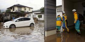 Asciende a 68 el número muertos por el tifón Hagibis en Japón