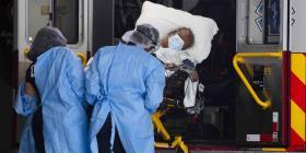 Hospitales en Texas podrían quedarse sin capacidad en dos semanas por el COVID-19
