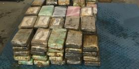 Autoridades federales ocupan 311 libras de cocaína en ferry que zarpó de Santo Domingo hacia San Juan