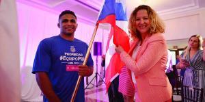 El Copur amenaza con sanciones a atletas que hagan manifestaciones políticas
