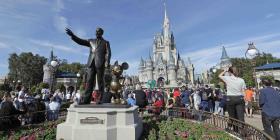 Una persona con sarampión visitó Disneyland