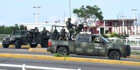 """Otro hijo de """"El Chapo"""" Guzmán también fue detenido y liberado en el operativo en Sinaloa"""
