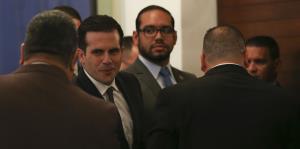 Dos personas están a cargo del comité de campaña de Rosselló Nevares