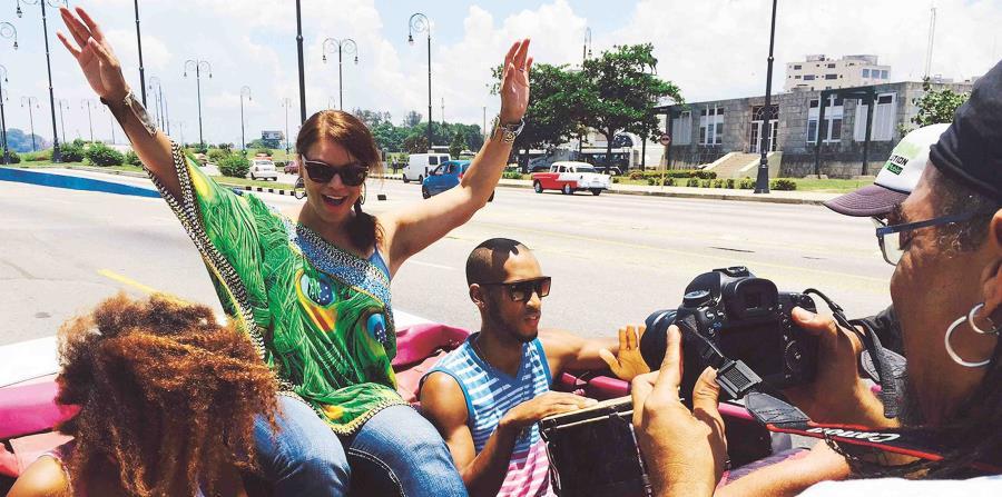 La vocalista aseguró que celebrará un concierto gratuito en el país caribeño para agradecerle al pueblo su cariño y solidaridad (horizontal-x3)