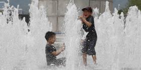 El planeta empata los niveles de calor para septiembre
