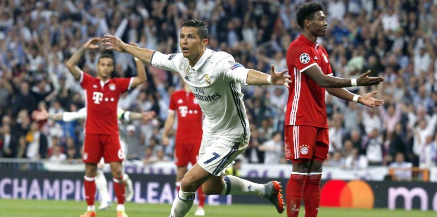 Real Madrid pasa a semifinales de la Liga de Campeones (horizontal-x3)