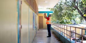 Piden atención a escuelas del sur ante el inicio de clases luego de terremotos