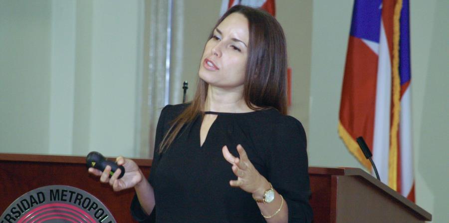 Greetchen Díaz también labora como directora del programa de subvenciones para investigaciones en el Fideicomiso de Ciencias. (horizontal-x3)