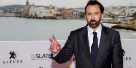 Nicolas Cage se interpretaría a sí mismo en la pantalla grande