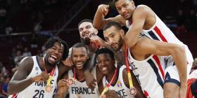 Francia se queda con el bronce en el Mundial de la FIBA
