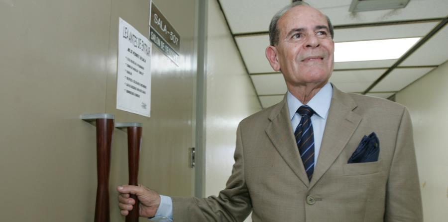 Peña Clos fue electo senador por el PPD en el 1980. (GFR Media) (horizontal-x3)